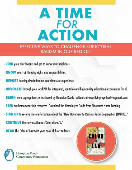 Action Steps to Address Residential Segregation