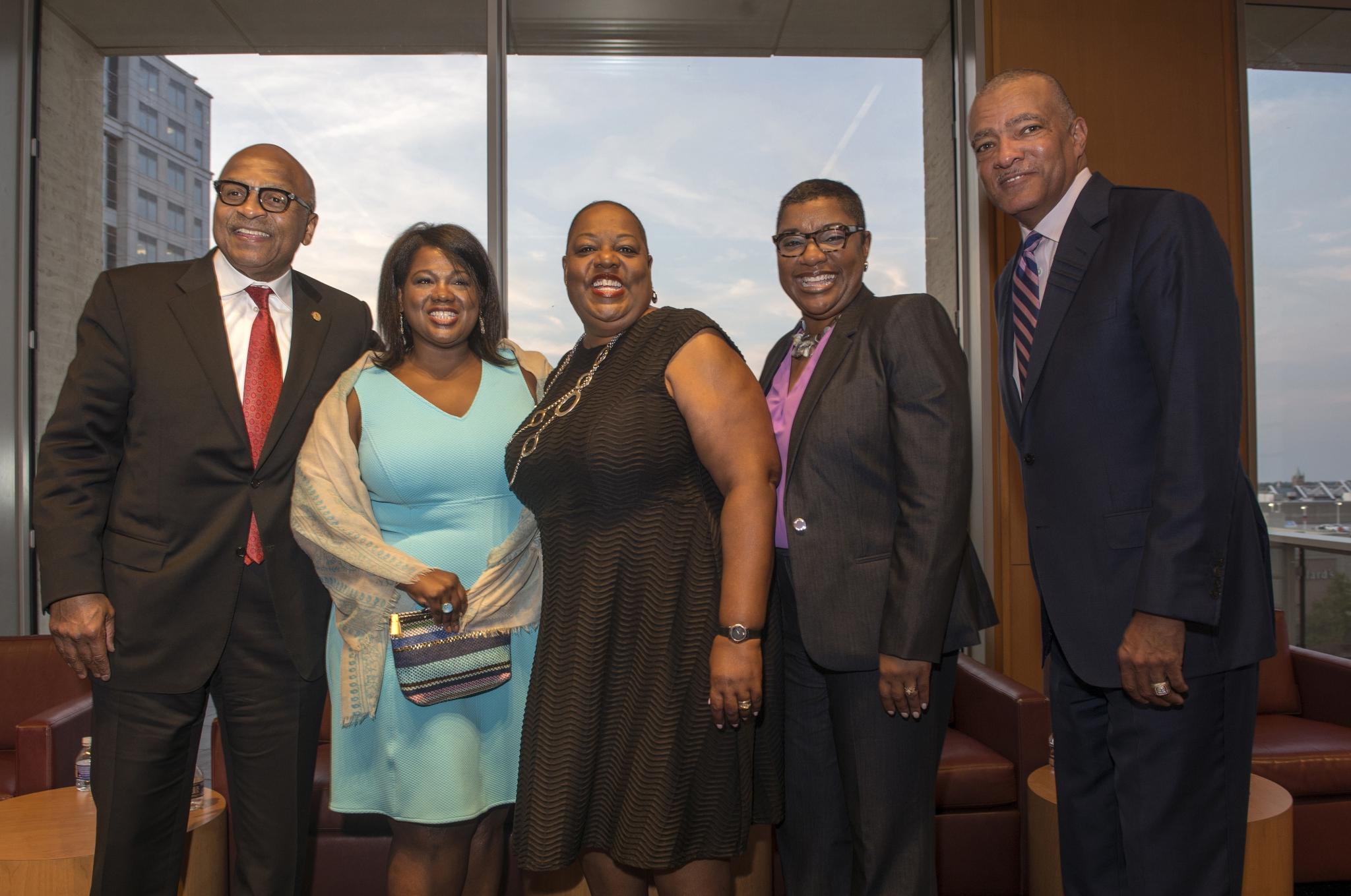 Panelists discuss Black philanthropy in Hampton Roads